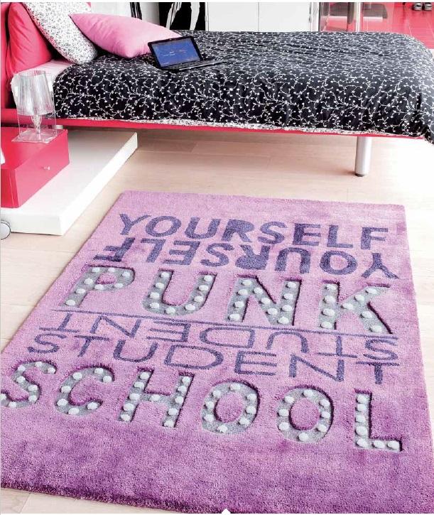 Consejos para elegir una alfombra (III). Según la estancia ...