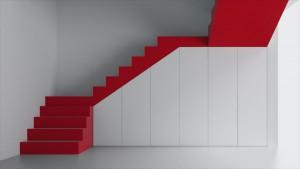 Armario bajo hueco escalera