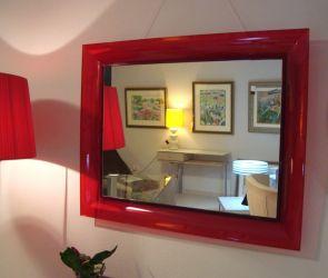 Espejo modelo Francoise Ghost de Philippe Starck de 111x88 cm
